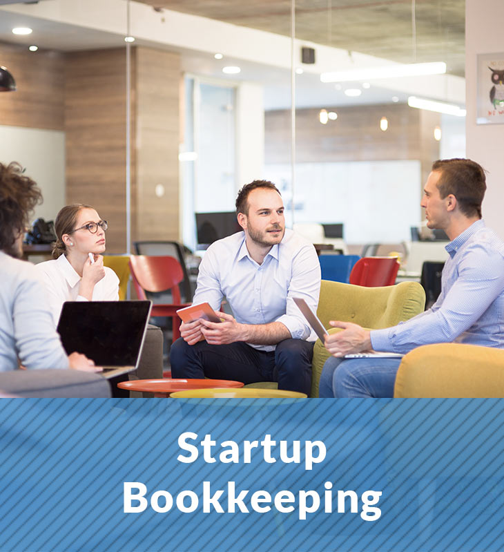 Startup Bookkeeping